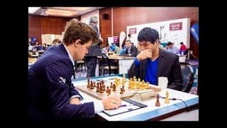 Deja Vu in Wesley So vs Magnus Carlsen In Round 9 of Norway Chess Blitz 2017