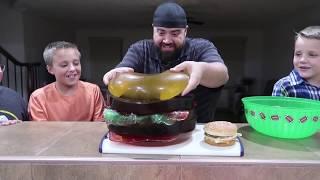 GIANT GUMMY McDonald