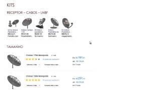 Preços de antenas. Apontamento de Antenas #15.