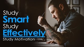 11 Ways To Study SMART & Study EFFECTIVELY - Do More in HALF the Time!