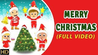 Merry Christmas (HD)   Christmas Songs Collection   Christmas Songs and Christmas Carols for Kids
