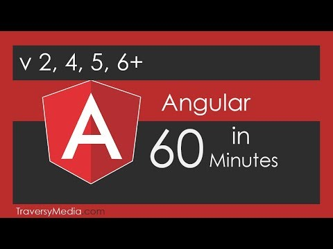 Angular In 60 Minutes
