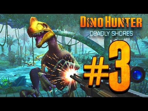 Dino Hunter: Deadly Shores EP:3 DAKA DAKA DAKA Gun!