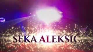 Seka Aleksic LIVE - Crveni ruz, Arena Zenica