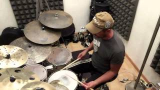 Phil Maturano - Drums & Percussion Magazine / Rock and Roll Grooves