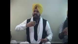 Debate with Sarbjeet Singh Dhunda at Turlock (California) Gurdwara, April 2015