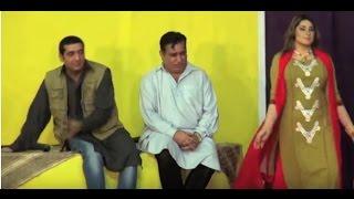 BRAND NEW PAKISTANI PUNJABI COMEDY STAGE Drama 2015 - Full Comedy Stage Show