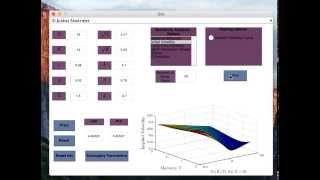 MATLAB App - Stochastic Volatility Option Pricing