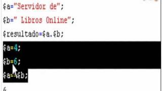 04.-Curso PHP-MySQL.Uso de Operadores