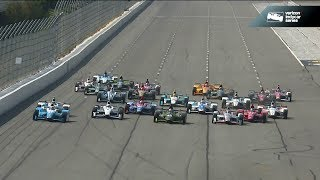 2017 ABC Supply 500 Race Day Highlights