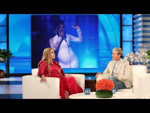 Xxx Mp4 Cardi B Showed Ellen How She Got Pregnant 3gp Sex