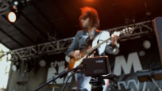 Datavideo and 10 GoPros Shooting Live at NAMM 2015!