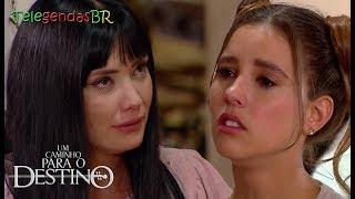 Amélia pede perdão para Fernanda e ela a rejeita (Legendado) - Um caminho para o destino
