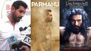 John Abraham On Avoiding CLASH Of His Film Parmanu Vs Padmavati