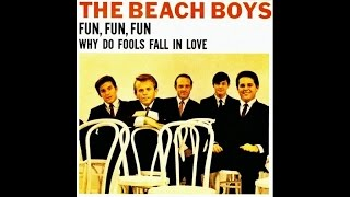 The Beach Boys - Why Do Fools Fall In Love #HIGH QUALITY SOUND