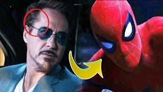 Lo que No notaste en SpiderMan Homecoming Trailer- Análisis En Español