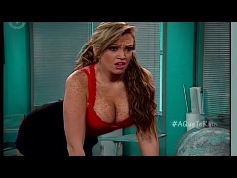 A Que Te Ries - Lo Mas Sexy De Sabrina