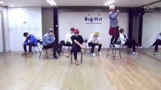 BTS - Just one day Dance Practice