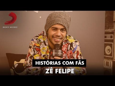 Histórias com fãs -  Zé Felipe