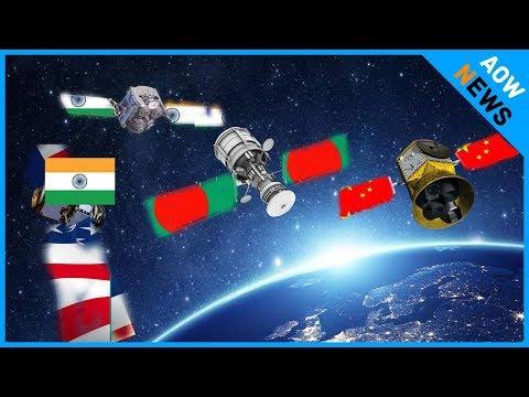 Xxx Mp4 স্বপ্ন হলো সত্যি মহাকাশে বাংলাদেশের জয়জয়কার Bangabandhu 1 Satellite Of Bangladesh In Space 3gp Sex