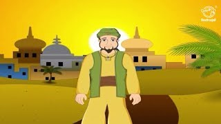 Mullah Nasruddin and his Spiritual Stories - The Greedy Kasim - Moral Stories for Children