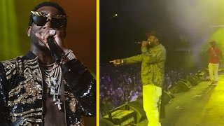 """Gucci Mane """"Brings Out 50 Cent & Uncle Murda At Coachella"""""""