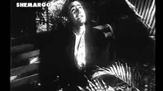 CHUP HAI DHARTI - HEMANT KUMAR -  SAHIR - S D BURMAN (HOUSE NO. 44 1955)