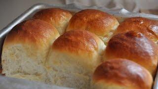 Pav Bread (Indian Bread Rolls - Eggless)