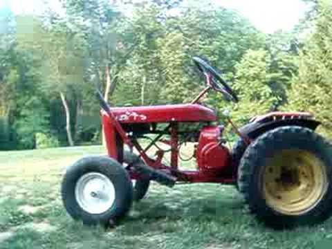 wheel horse RJ59
