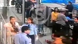 إجبار السفيرة المصرية على التفتيش فى المطار