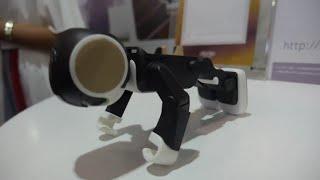 Sharp Robohon Robot Smartphone!
