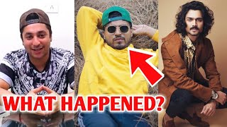 Amit Bhadana And Harsh Beniwal Drama? What Happened?   BB Ki Vines, UIC Vlogs, PMSC 2019   Neon Man
