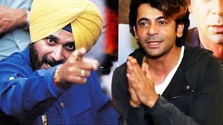 Sunil Grover REJECTS Siddhu's Request To End Fight With Kapil Sharma