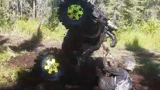 Just Pin It !!  Wheelie and ATV CRASHES