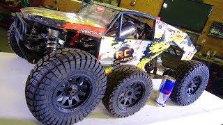 RC ADVENTURES - HUGE MAXXiS TREPADORS! Installing DDM MEGA TORQUE Gears - Kraken Vekta 5