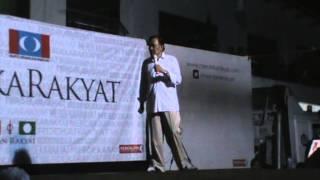 ANWAR IBRAHIM - Ane (Ananda Krishnan)...Ramai Anak Muda Komplen Astro Mahal, Kita Bincang Kasi Turun