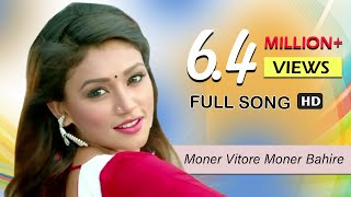 Moner Bhitore ( Full Video) | Angaar | Imran, Kheya | Love Song | Eskay Movies