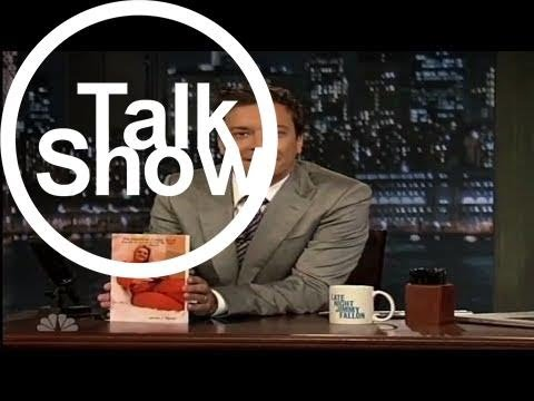 [Talk Shows]Do Not Read with Jimmy Fallon - Book of The Bitch