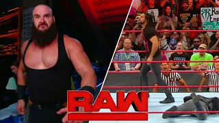 WWE Monday Night Raw- December 10, 2018 Highlights hindi Preview   WWE Raw 10/12/18 Highlights