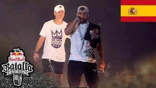ERRECÉ vs MC MEN - Octavos: Final Nacional España 2017 - Red Bull Batalla de los Gallos
