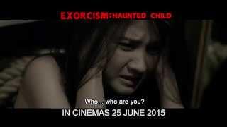 EXORCISM: HAUNTED CHILD TRAILER