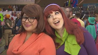 Fan Expo Canada draws thousands of cosplayers to Toronto