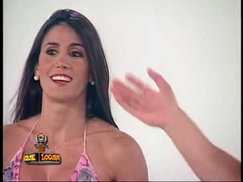 Que Locura El loco viejo verde con Marisol Da Silva 17 06 2012