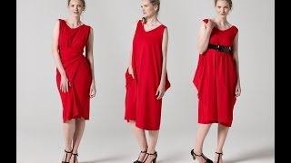 How to Make a Wrap Dress | Teach Me Fashion