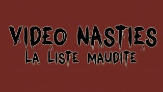 Video Nasties, la liste maudite / Épisode 1: Face à la mort