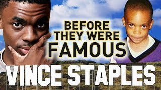 VINCE STAPLES - Before They Were Famous - Big Fish Theory