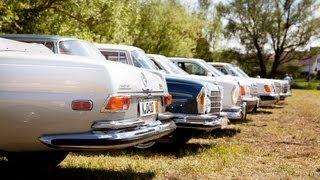 Oldtimer in Ornbau – vdh is celebrating jubilee! - Mercedes-Benz original
