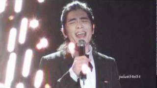 蕭敬騰2010/10/02【福彰馬祖】1.你是我的眼~氣勢磅礡自拍版