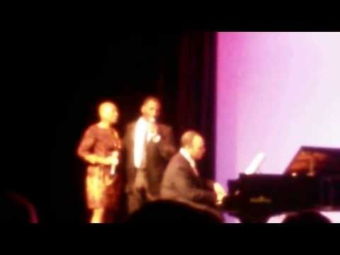 Broadway Voices - Norm Lewis, Guest Rozlyn Sorrell - Porgy and Bess