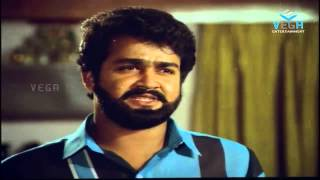 Geetham Movie - Mammootty and Mohanlal Emotional Scene
